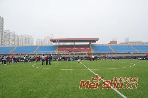 河北民族师范学院2012级新生开学典礼