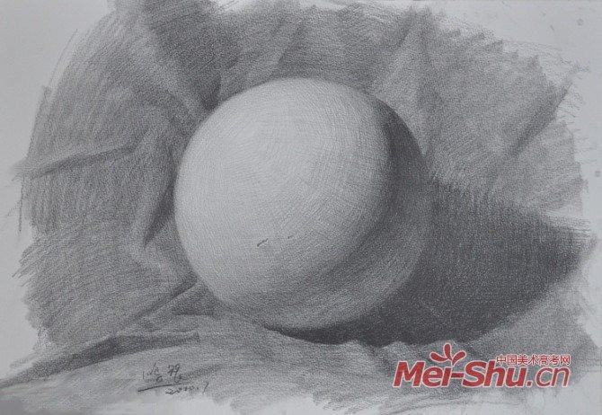 【基础教程】 石膏几何体画法详解(一)
