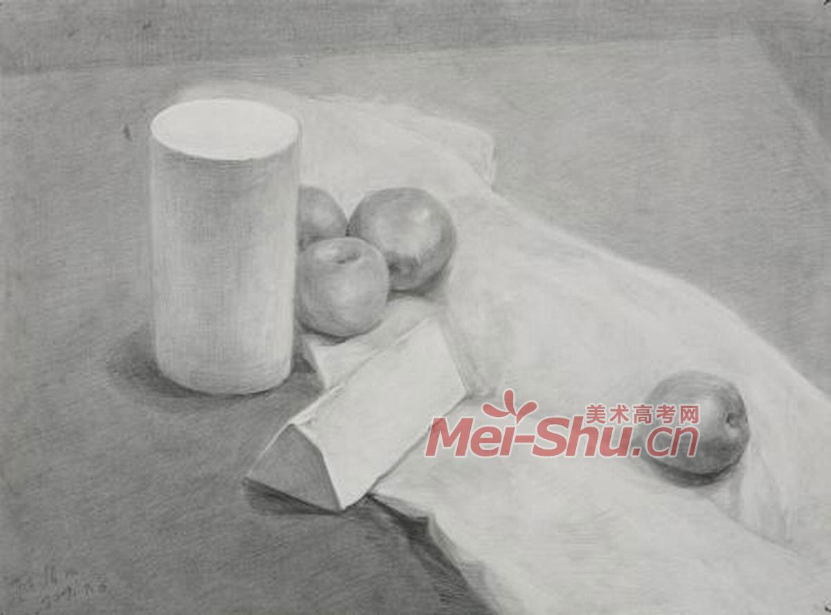 长方体和圆柱体图片石膏展示