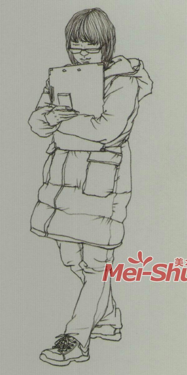 男士礼帽图片手绘